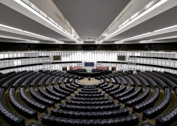 Parlamento europeo. Foto: UnaItalia