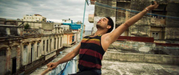 Yonah Acosta González, protagonista de la película que estrena este domingo el Festival de Cine de Miami. Fotograma del filme cedido por Scott Motisko PR a EFE.