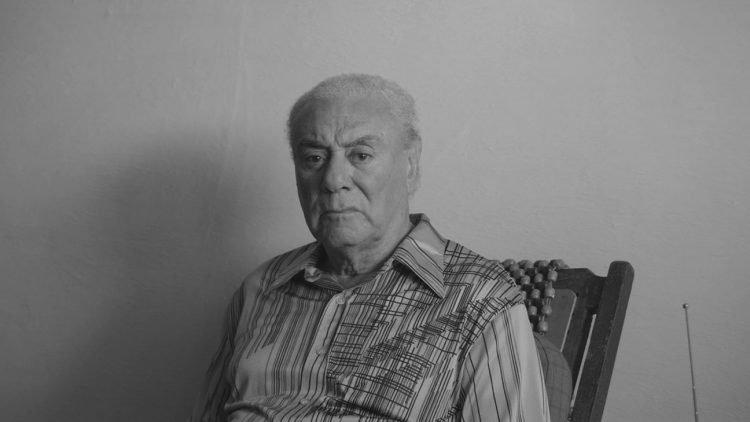 El gran actor cubano Mario Balmaseda, Premio Nacional de Cine 2021. Foto: ahs.cu / Archivo.