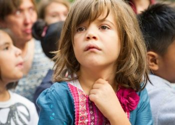 Niños refugiados en Italia. Foto: Rick Bajornas/ONU/Archivo.