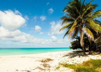 Playa de Varadero. Foto: Cuba.