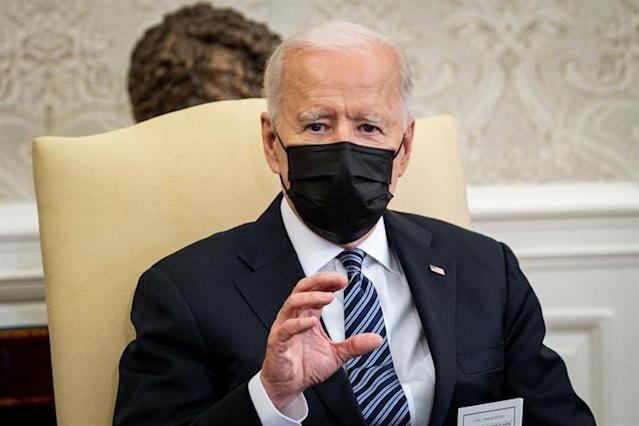 El presidente Joe Biden. Foto: AFP.