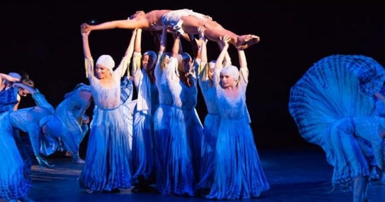 Lizt Alfonso Dance Cuba. Foto: Facebook.