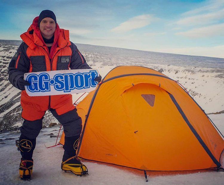 El alpinista cubano Yandy Núñez anunció su intención de llegar a lo más alto de la cordillera del Himalaya. Foto: The Cuban Mountanier/Facebook.