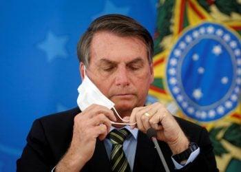 El presidente Jair Bolsonaro. Foto: Adriano Machado/Reuters.