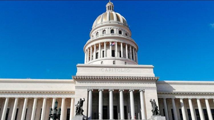 El Capitolio, una de las obras nominadas. Foto: Cuba Direct.