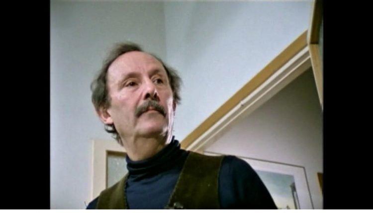 Carlos Franqui, en 1979. Fotograma del trabajo de Michel Le Bayon.