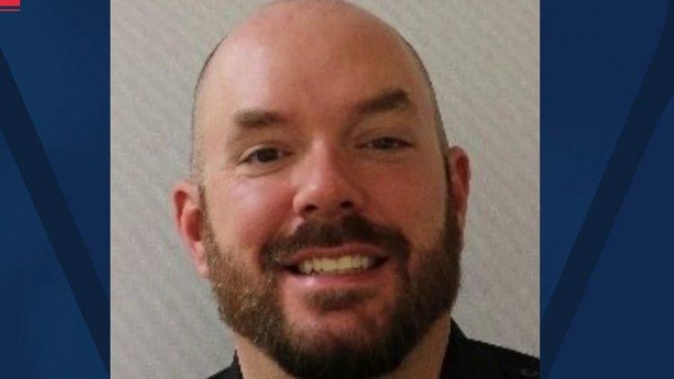 """El oficial William """"Billy"""" Evans. Foto: NBC News."""