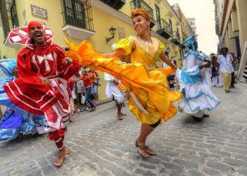 El Festival Habana Vieja: Ciudad en Movimiento. Foto: Online Tours.