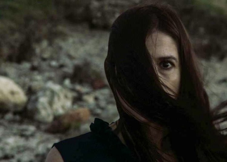 """Fotograma del filme """"Corazón azul"""", del cineasta cubano Miguel Coyula. En la imagen, la actriz Lynn Cruz. oto: Miguel Coyula/Facebook."""