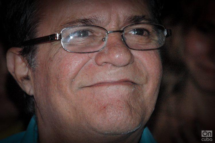 Frank González, en 2008. Foto: Kaloian Santos Cabrera.
