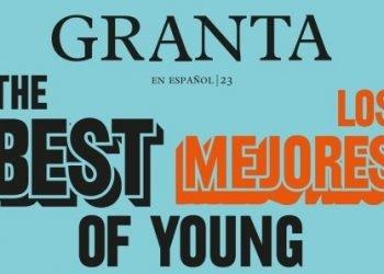 Detalle de cartel en Granta. Foto: granta.com.es