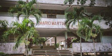 """Instituto Preuniversitario en el Campo """"Mario Martínez Arará"""" (Holguín). Foto: Kaloian Santos Cabrera."""
