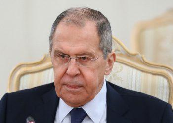 El ministro de Relaciones Exteriores de Rusia, Serguei Lavrov. Foto: Sputnik Mundo.