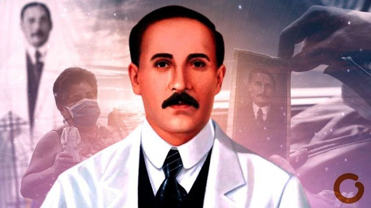 El doctor José Gregorio Hernández (1864-1919). Foto: Globovisión.