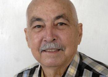 El periodista José Antonio de la Osa. Foto: Granma.