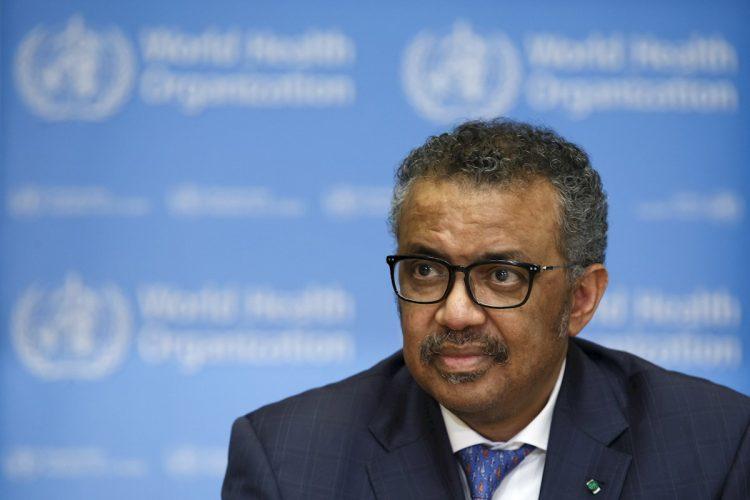 Tedros Adhanom Ghebreyesus, director general de la OMS. Foto: EFE/EPA/Salvatore Di Nolfi/Archivo.