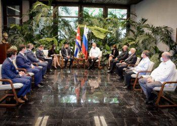 Foto: Estudios Revolución, vía: presidencia.gob.cu