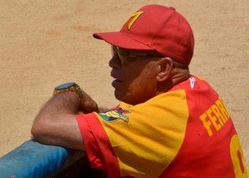 Armando Ferrer llevará las riendas de la selección nacional en el Preolímpico de las Américas, una de las últimas oportunidades para el béisbol cubano de clasificarse a Tokio 202. Foto: Juan Moreno/Juventud Rebelde.