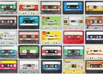 Entre los músicos más jóvenes, el interés por los casetes de audio va en aumento. BOOCYS / Shutterstock