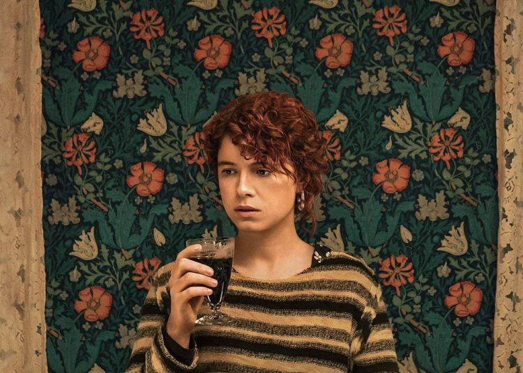 "Fotograma del filme ""I'm thinking of endings things"", protagonizado por la actriz Jessie Buckley. Foto: seventhartstudio.com"