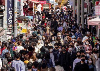 Una vista de Tokio. Foto: KIMIMASA MAYAMA/EFE/EPA.