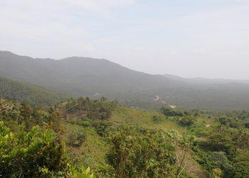 Parque Nacional Alejandro de Humboldt, en el oriente cubano. Foto: sitiospatrimonialescuba.cult.cu / Archivo.