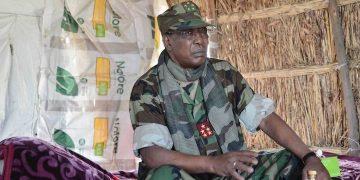 Idriss Déby, presidente fallecido en combate. Foto: twitter.com/cuba_nigerchad