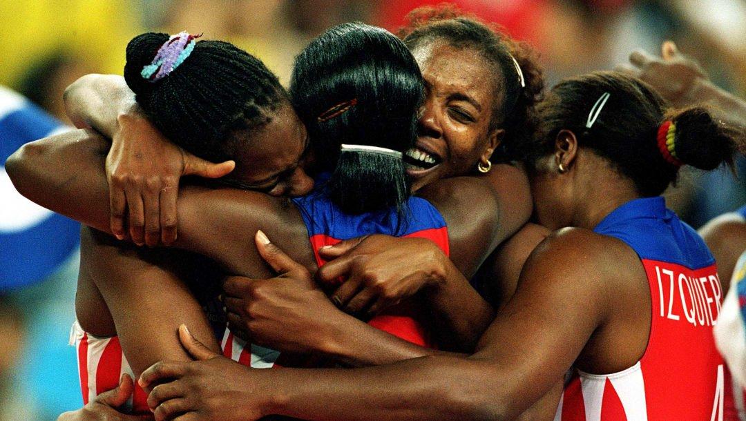 La remontada en la final de los Juegos Olímpicos de Sydney 2000 contra Rusia sigue siendo uno de los sucesos más espectaculares en la historia del deporte cubano y mundial. Foto: Tomada del sitio oficial de los Juegos Olímpicos de Tokio 2020.