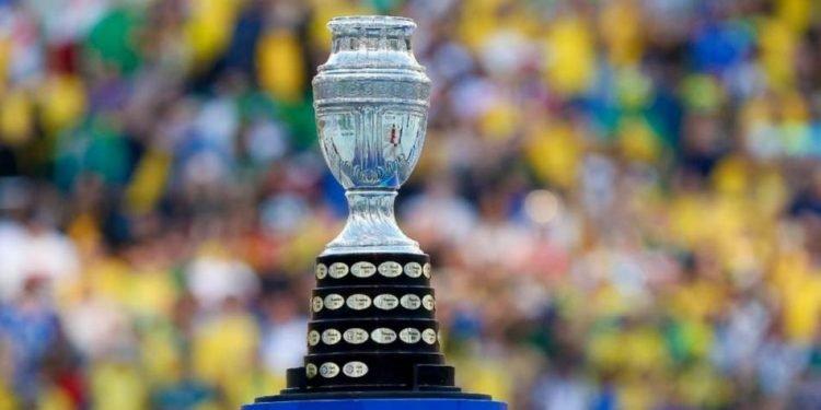 Copa América: Foto: Futbolred.