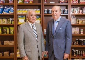 """Los hermanos y empresarios cubanoamericanos Alfonso """"Alfi"""" Fanjul y José """"Pepe"""" Fanjul. Foto: The Business Journal / Archivo."""