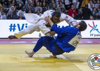 Iván Silva Morales. Foto: Fotos: Federación Internacional de Judo.
