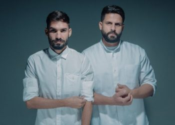 Iván Lejardi y David Casas. Foto: Beatport.