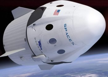 El SpaceX. Foto: HIGHXTAR.