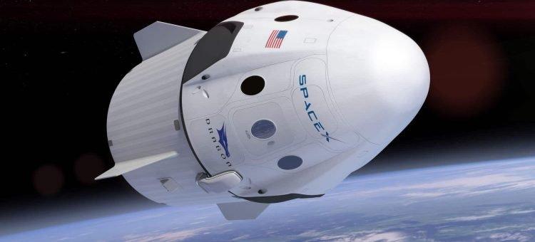 El SpaceX. Foto: HIGHXTAR.
