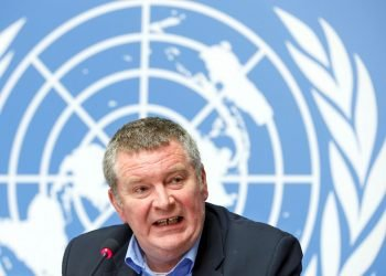 Mike Ryan, director de Emergencias de la Organización Mundial de la Salud (OMS). Foto: Salvatore Di Nolfi/Efe/Archivo.