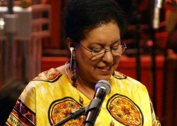 "Teresita Junco. Foto tomada de ""Directorio de Afrocubanas""."