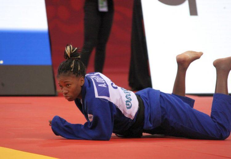 La judoca cubana Arnaes Odelín. Foto: judoinside.com / Archivo.