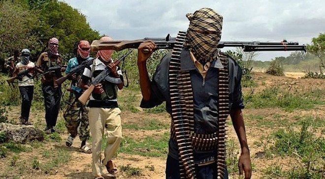 Efectivos de Al Shabab en territorio de Somalia.Foto: Garowe Online.