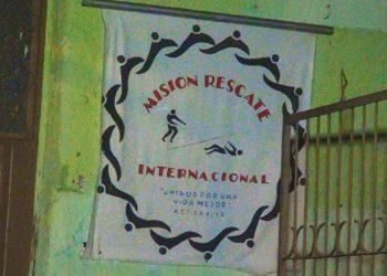 Sede de la supuesta ONG de ayuda a inmigrantes en Uruguay, que resultó ser una estafa. Foto: radiouruguay.uy.