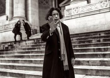 Fran Lebowits. Foto: Michael Avedon/New York Magazine, vía: Curbed.com