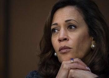 Kamala Harris. Foto: AFP.
