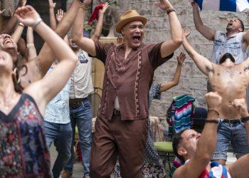 """El actor Jimmy Smits en una escena del filme """"In the Heights."""" Foto: Macall Polay / Warner Bros. Entertainment."""