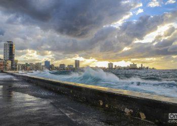 Malecón de La Habana. Foto: Kaloian Santos (Archivo).