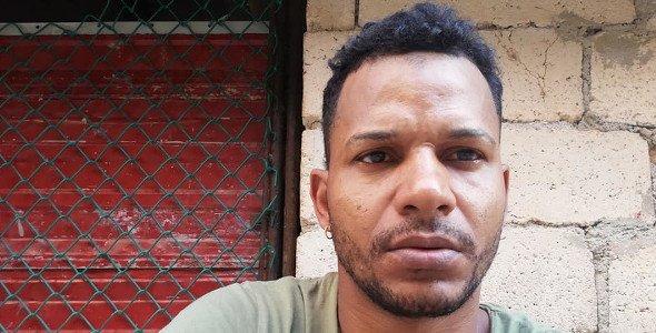 """El rapero y activista opositor cubano Maykel Castillo """"Osorbo"""". Foto: freemuse.org / Archivo."""