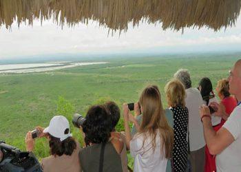 Mirador de Punta Gobernadora. Foto: Prensa Latina.