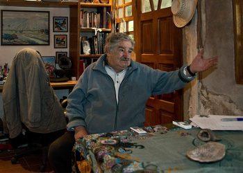 "El expresidente uruguayo José ""Pepe"" Mujica. Foto: The New Republic."