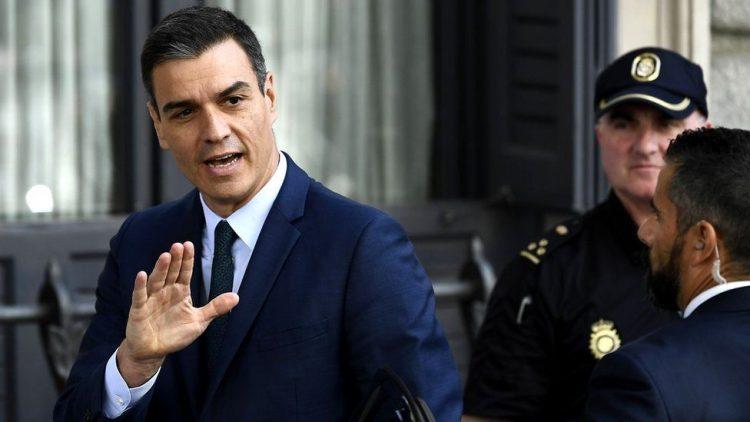 El presidente Pedro Sánchez. Foto: BBC.