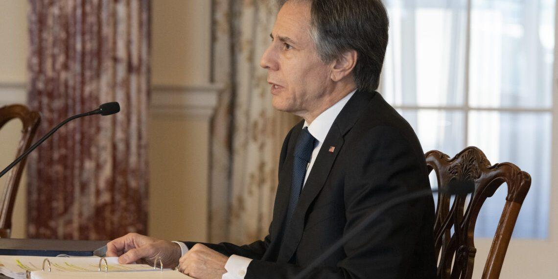 El secretario de Estado, Anthony Blinken.  Foto: Departamento de Estado