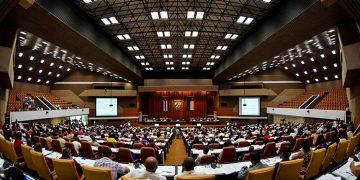 Asamblea Nacional de Cuba. Foto: parlamentocubano.gob.cu / Archivo.